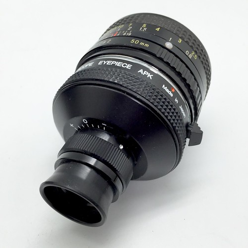 Kenko Lens Scope Eyepiece. for APK mount.