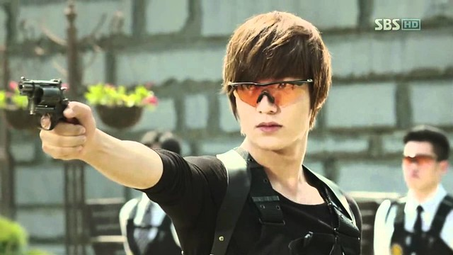 City Hunter Lee Min Ho