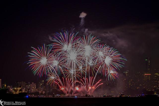 Celebration of Lights - Team USA & Disney