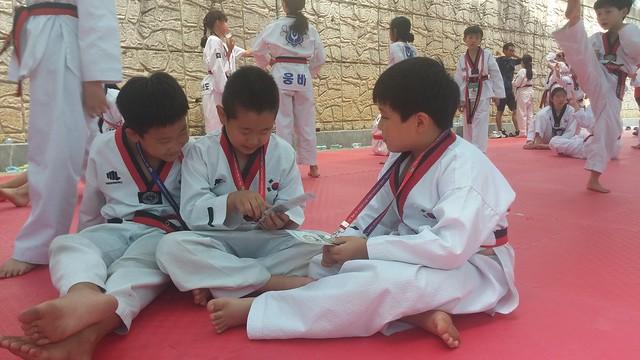 반기문컵 국제오픈태권도대회 | 음성체육관