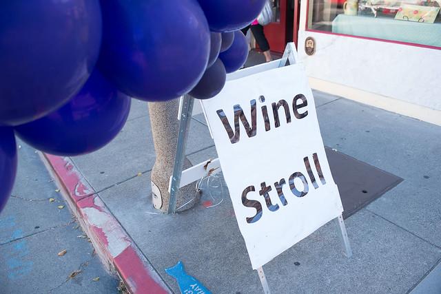 Wine Stroll 2016