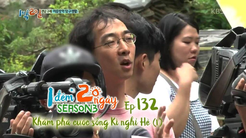 [Vietsub] 2 Days 1 Night Season 3 Tập 132