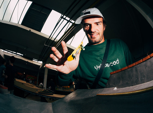 Philippe De Goyri @ Fast Fingers 18