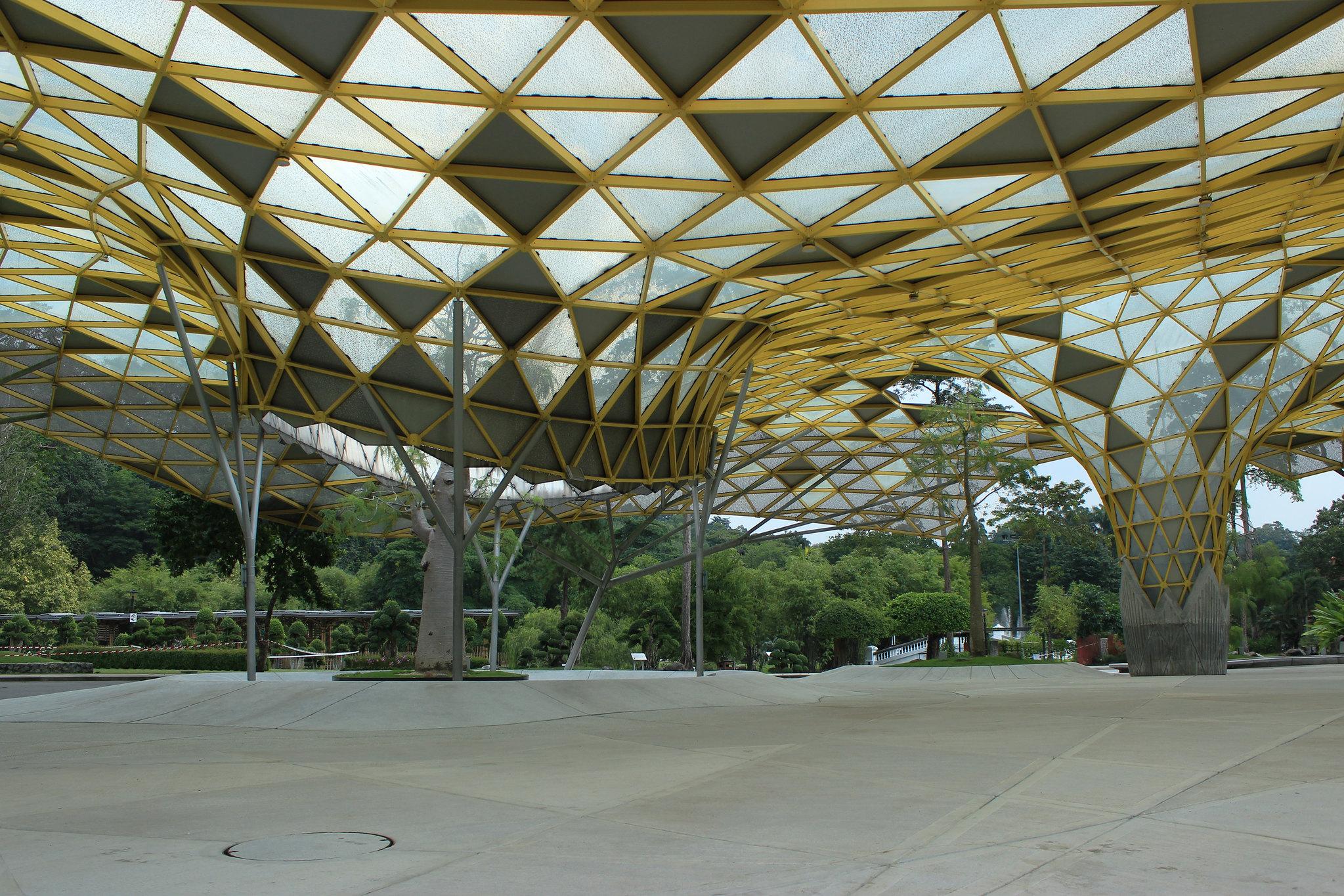 naturally occurring skatepark